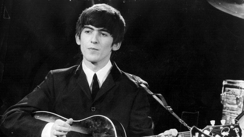Beatles-Gitarrist George Harrison