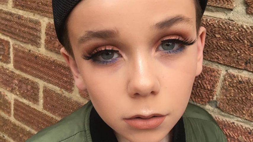 Krass! Dieser 10-Jährige schminkt sich besser als jede Frau