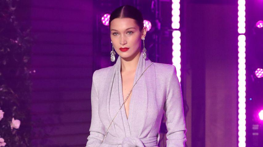 Mit 15 mollig: Topmodel Bella Hadid war total unsicher!