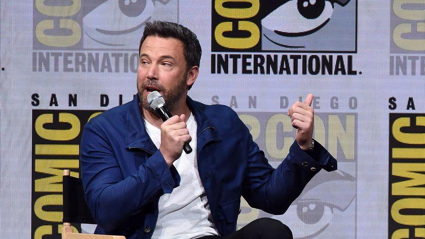 Ben Affleck bei der Comic Con 2017
