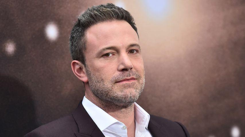 """Obwohl er """"litt"""": Darum nahm Ben Affleck die Batman-Rolle an"""