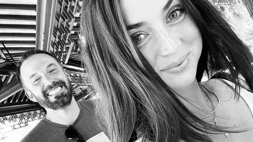 Ana de Armas teilt seltenes Pärchenbild mit Ben Affleck!