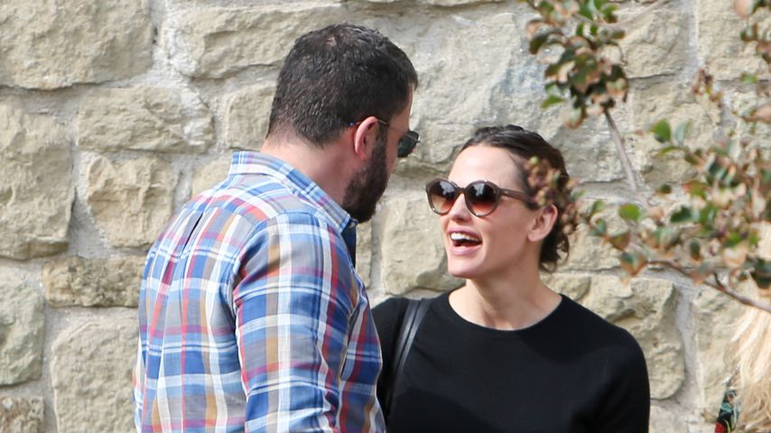 Ben Affleck und Jennifer Garner in Los Angeles, November 2018