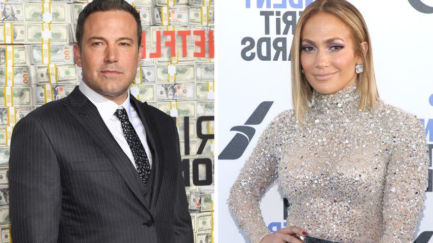 Geben Ben Affleck und J.Lo Reunion bald im Netz bekannt?
