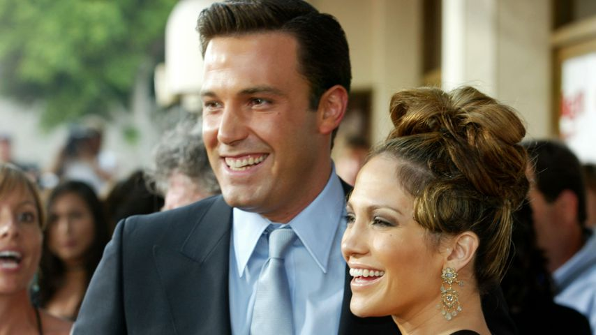 Ben Affleck und Jennifer Lopez, 2003