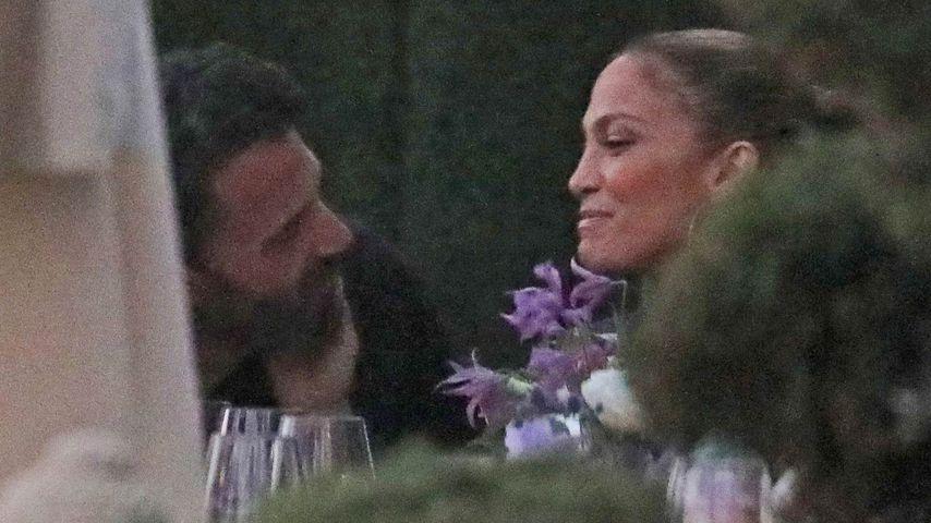 Ben Affleck und Jennifer Lopez im Juni 2021 in Malibu