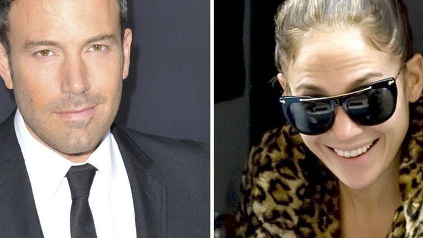 Brutal ehrlich: J.Lo findet Ben Afflecks Tattoos hässlich!
