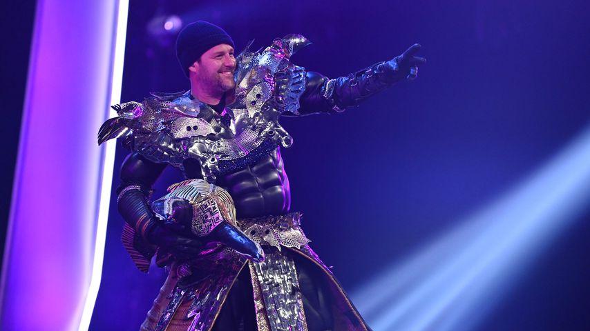 """Ben Blümel als """"The Masked Singer""""-Anubis"""