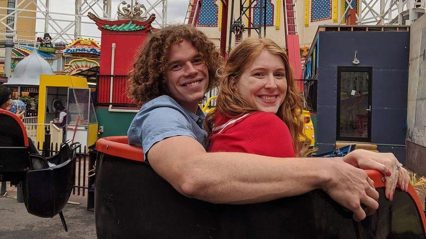 Ben Brown und seine Frau Hester