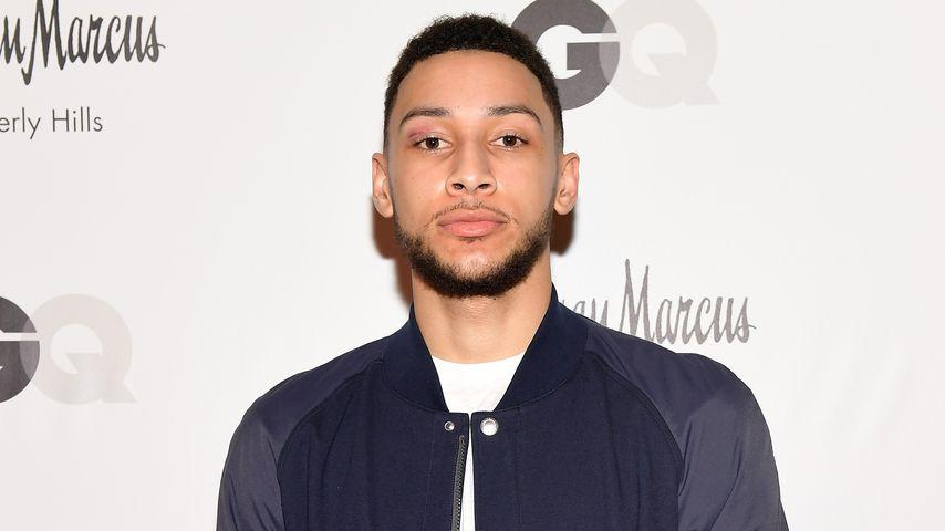 Ben Simmons im Februar 2018 in Beverly Hills