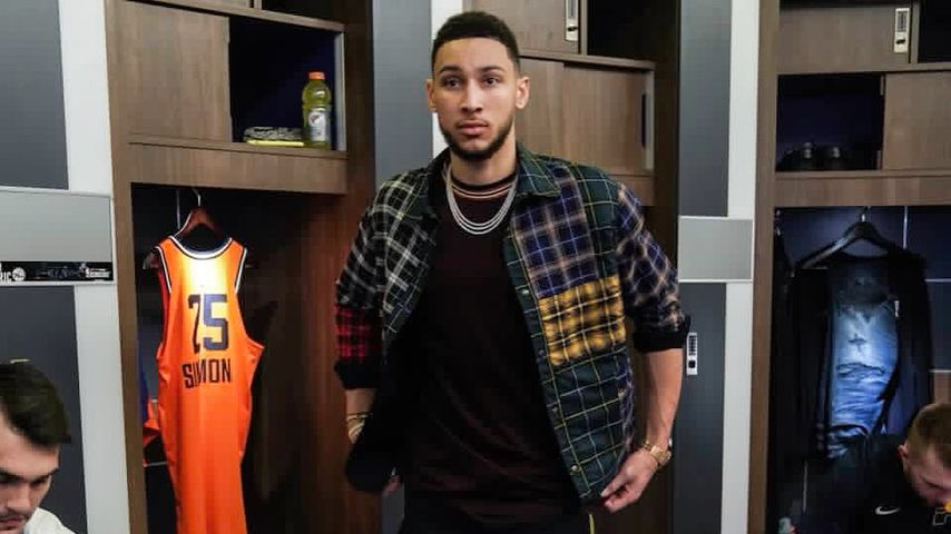Ben Simmons, Basketballspieler