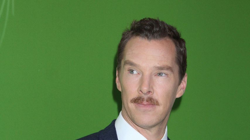 "Benedict Cumberbatch bei der Premiere von ""Dr Seuss' The Grinch"""