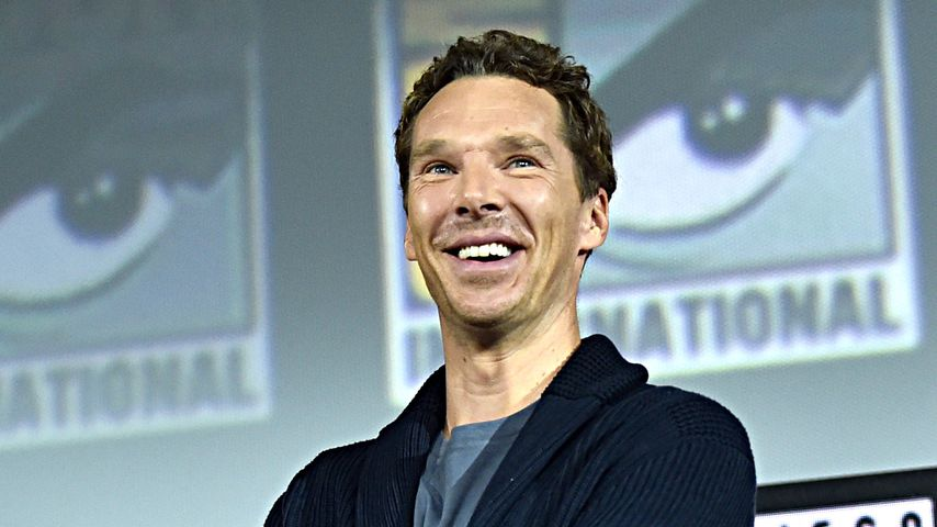 Benedict Cumberbatch auf der Comic-Con in San Diego