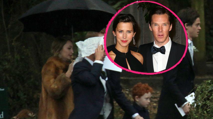 Benedict Cumberbatch: Sherlocks schicke Hochzeit