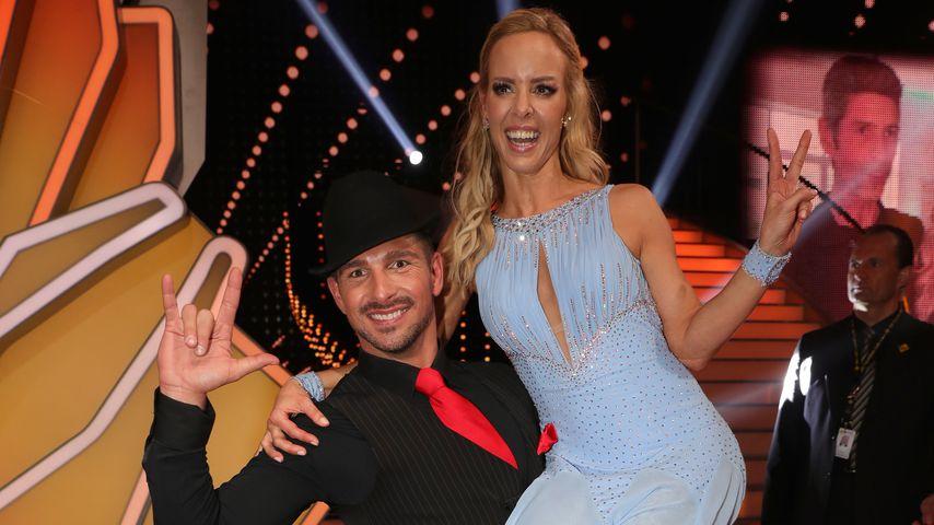 """Benjamin Piwko und Isabel Edvardsson beim """"Let's Dance""""-Auftakt 2019"""