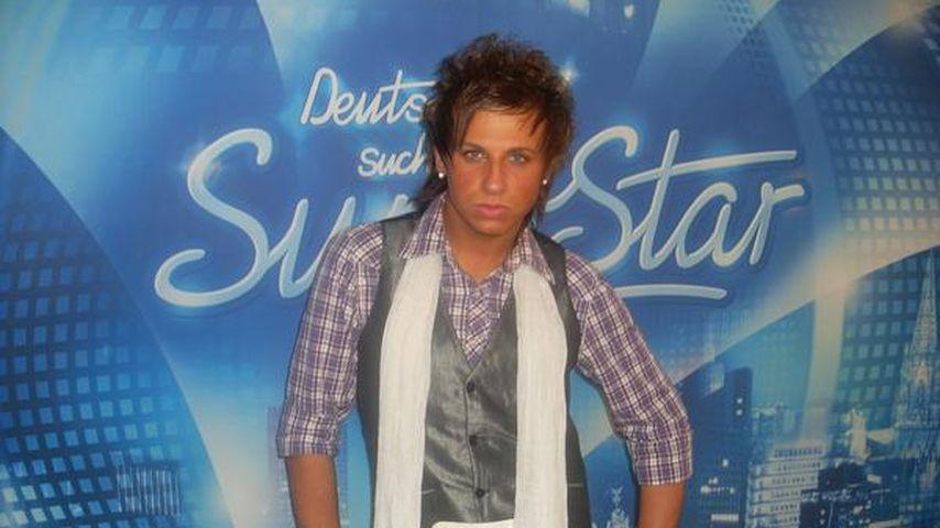 Benny Kieckhäben beim DSDS-Casting