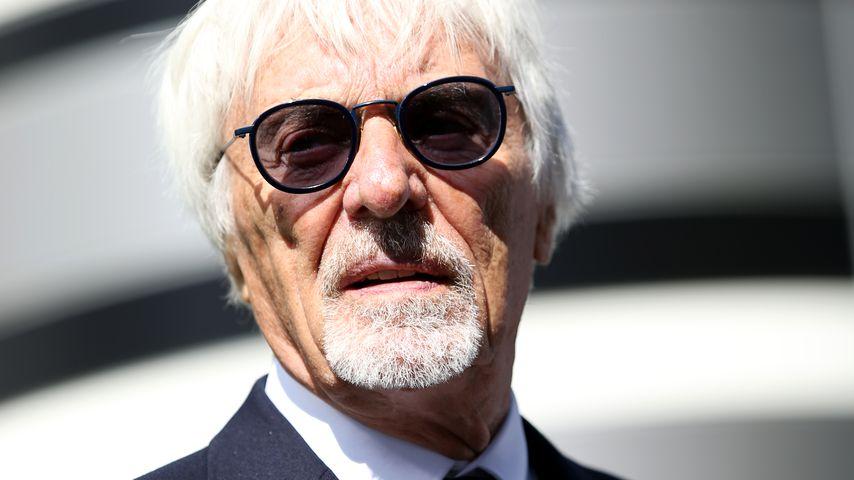 Bernie Ecclestone, September 2019