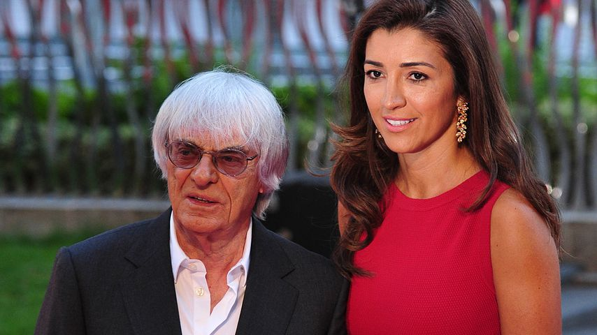 Bernie Ecclestone hätte gerne mehr Kids mit seiner Fabiana