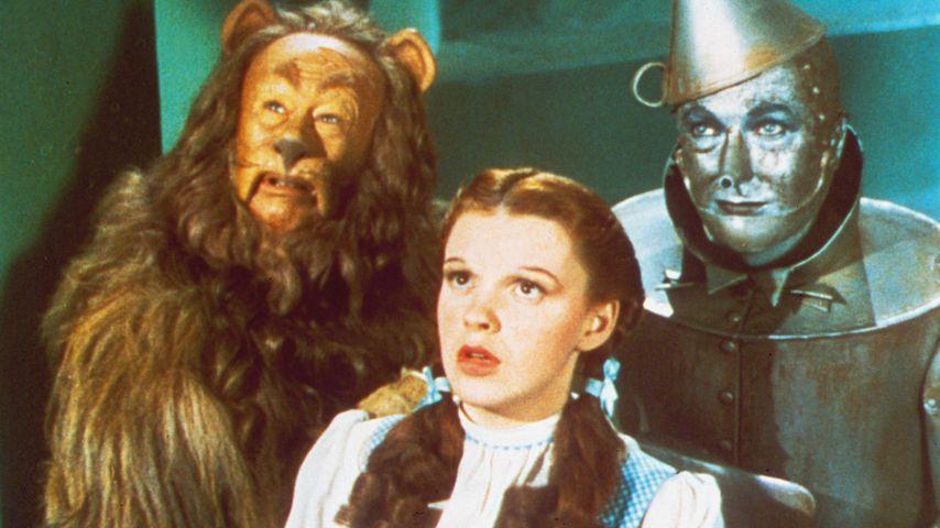 """Judy Garland: Am """"Zauberer von Oz""""-Set sexuell belästigt!"""