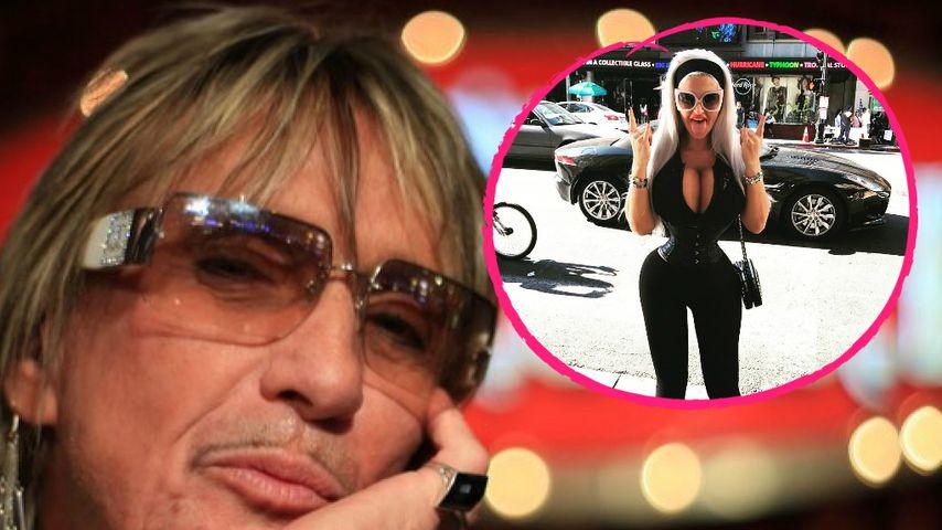 XXS-Taillen-Diss an Sophia? Bert Wollersheim will Bauch-Lady