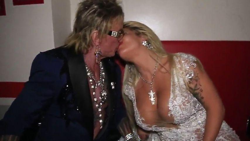 Erste Videos als Ehepaar: So wild feierten Bert & Ginger!