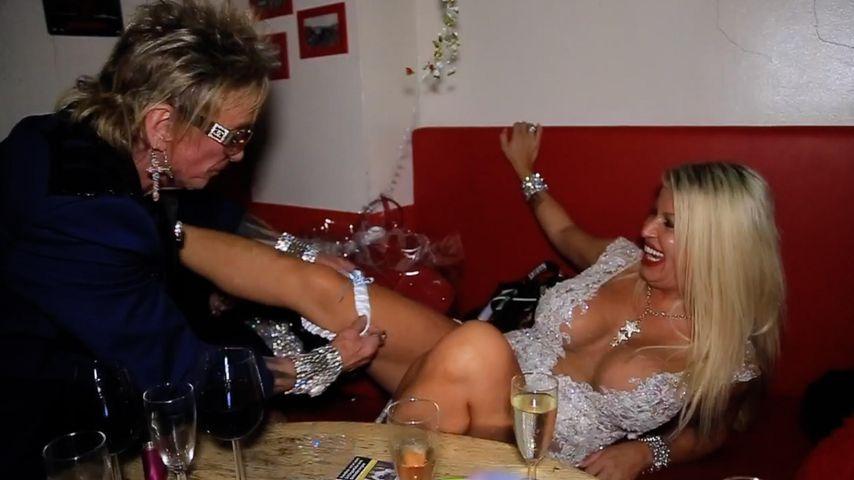 Wollersheim-Hochzeit: Hier geht Bert Ginger an die Wäsche