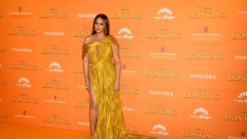 """Beyoncé bei der """"König der Löwen""""-Premiere in London"""