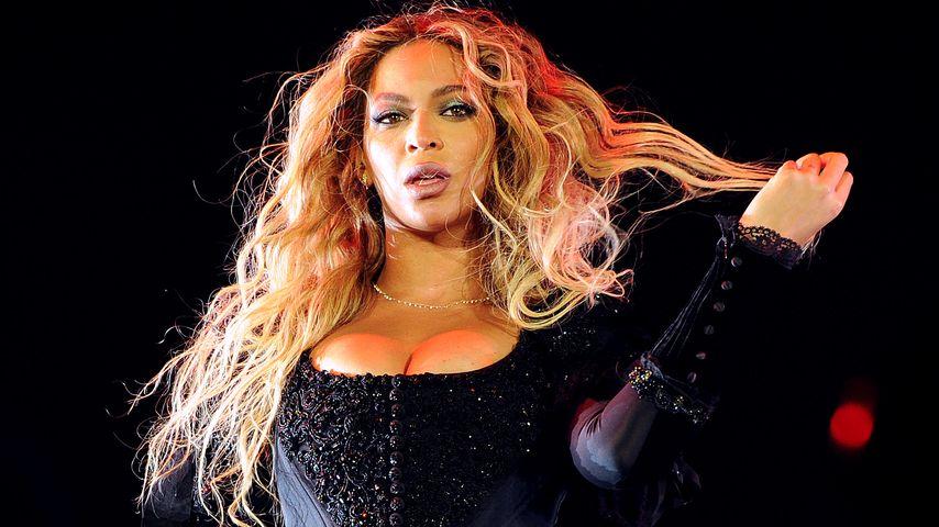 """Beyoncé bei ihrem """"Formation""""-Konzert in New York"""