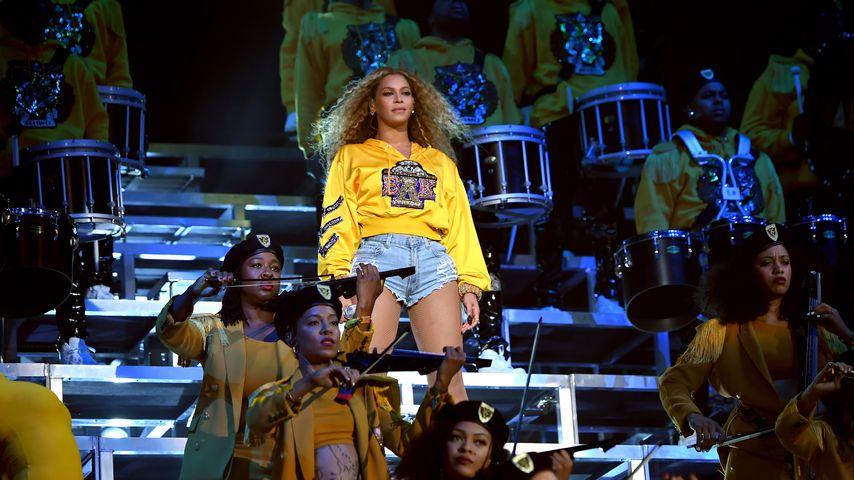 Beyoncé beim Coachella 2018