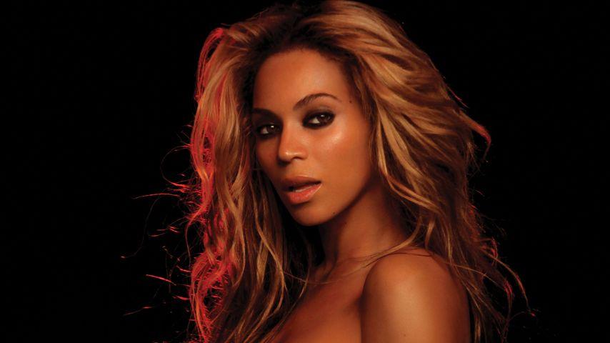 """Aug. 2018. Auf Instagram veröffentlichte Beyoncé Bilder ihres """"Vogue""""-Covers."""