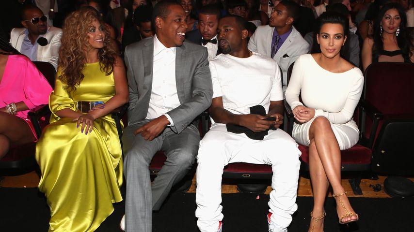 Beyoncé & Jay-Z: Gemeinsames Album gegen ihre Liebeskrise?