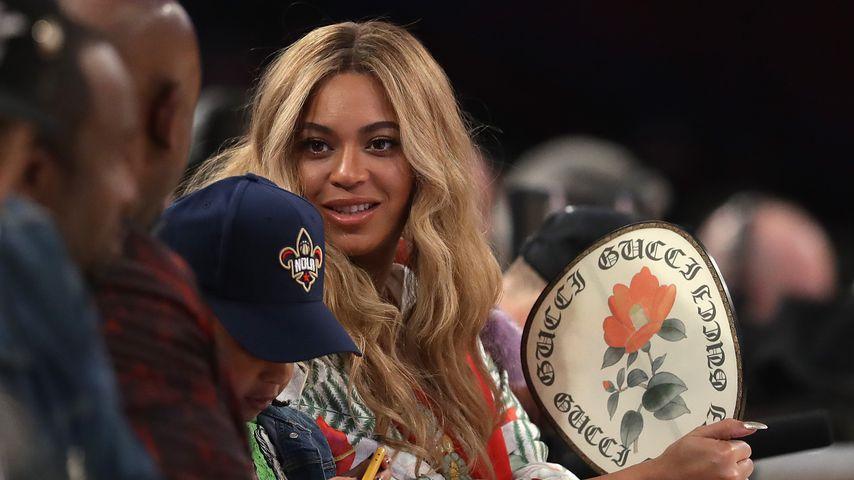 Beyoncé beim ABA All-Star Game 2017