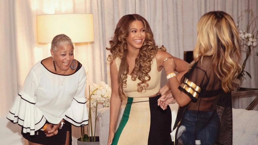 Beyoncé Knowles und LaTavia Roberson, Destiny's Child-Stars