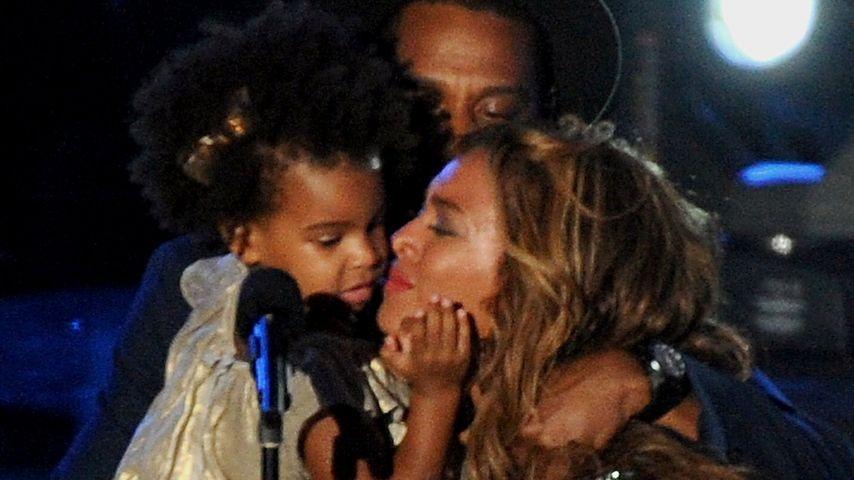 Liebe statt Krise? Beyoncé weint vor Familienglück
