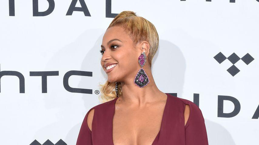 Beyoncé im Oktober 2015