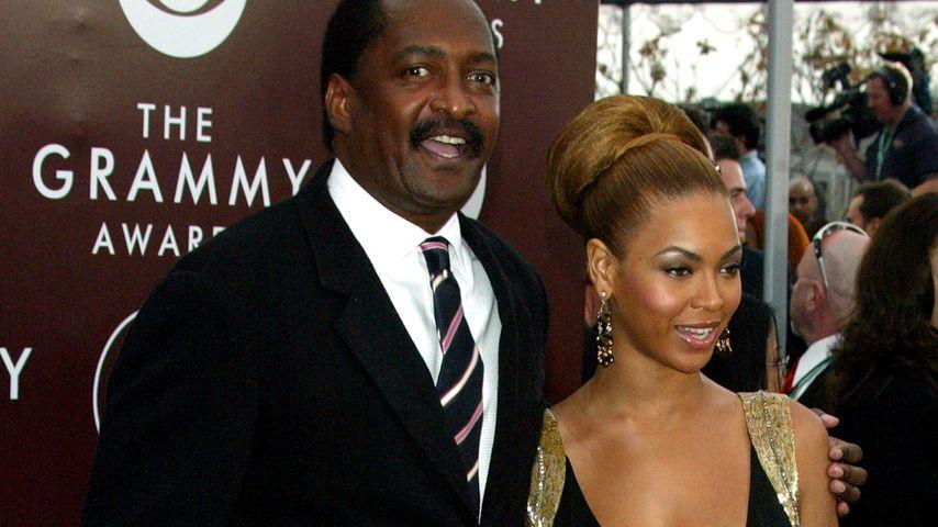 Beyonce und Mathew Knowles