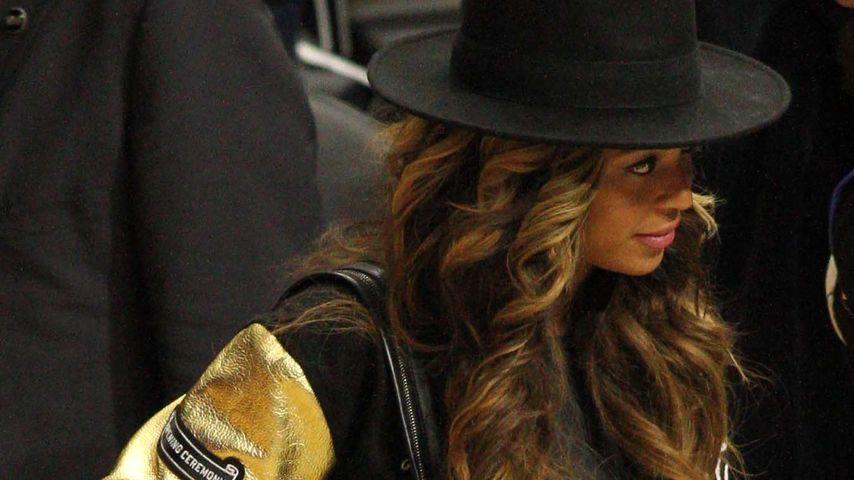 Baby-Wirrwarr: Hier versteckt Beyoncé ihren Bauch!