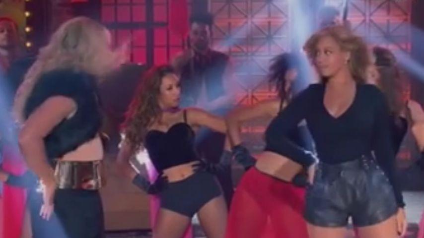 Beyonce und Channing Tatum
