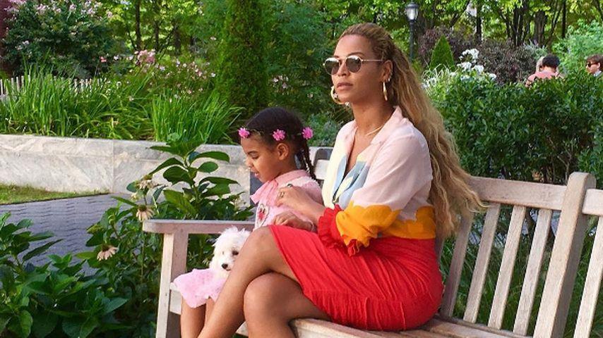 Beyonce und Blue Ivy