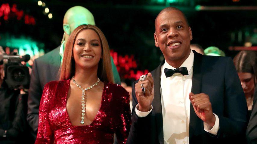 Beyonce und Jay-Z: Standing Ovations in einem Restaurant!