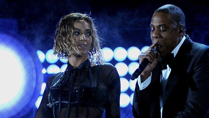 Beyoncé & Jay-Z: Gehen sie bald wieder gemeinsam auf Tour?