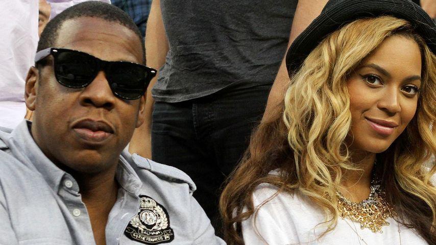 Jay-Z dementiert Schwangerschaft von Beyoncé
