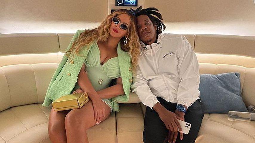 Beyoncé und Jay-Z im September 2021