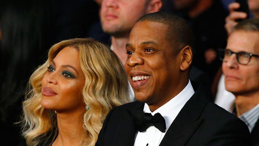 Beyoncé und Jay-Z bei einem Event in Las Vegas