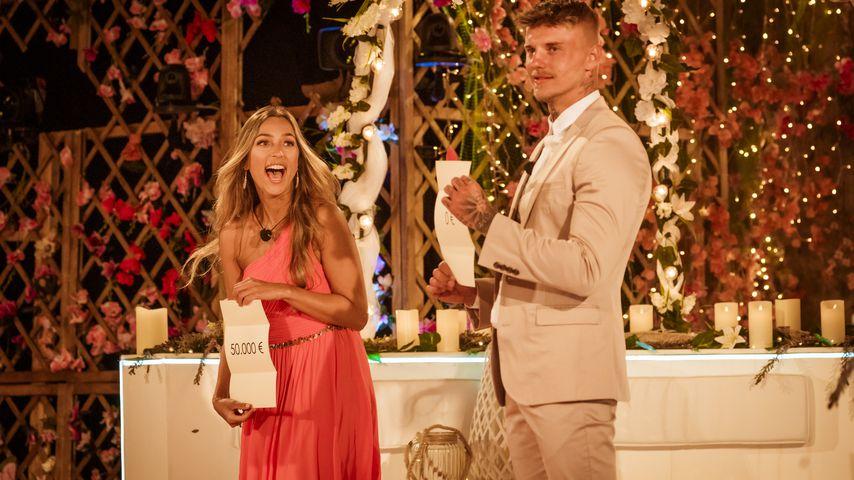 """Bianca Balintffy und Paco Hrb, """"Love Island""""-Gewinner 2021"""
