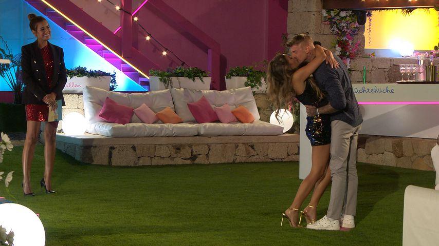 """""""Love Island""""-Kandidaten Bianca und Paco"""