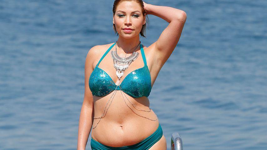 "Biancas Bikini-Walk bei ""Curvy Supermodel"""