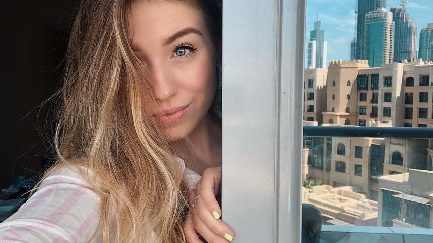 YouTube-Star Bibi Claßen 2019 in Dubai