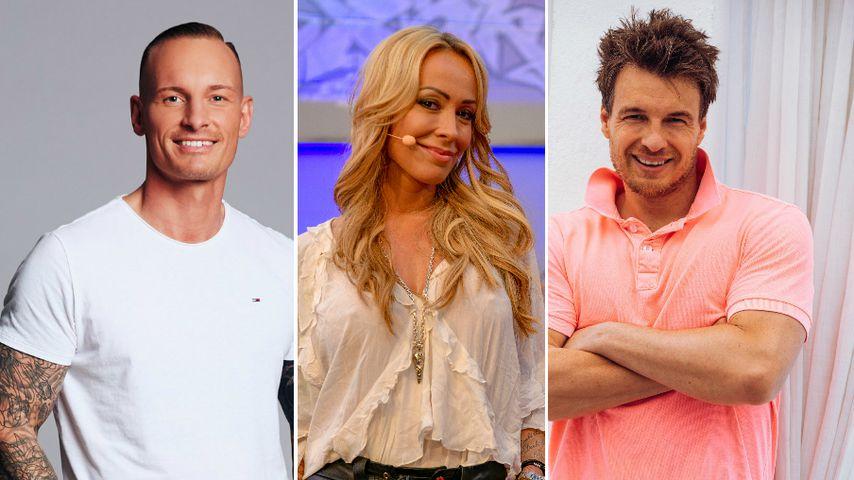 Diese zwei TV-Stars wollen Cora Schumachers Herz erobern