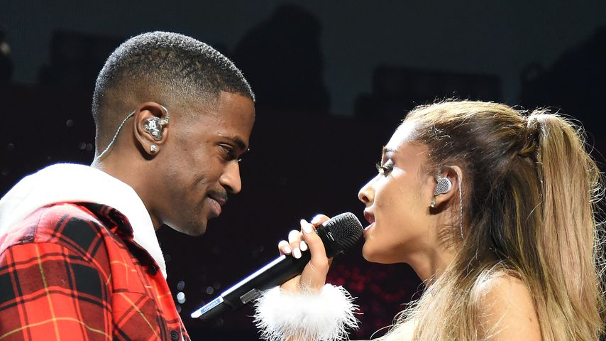 Big Sean und Ariana Grande, 2014